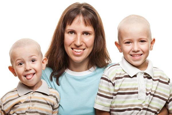 Alopecia in bambini minori di cinque anni 129441872334